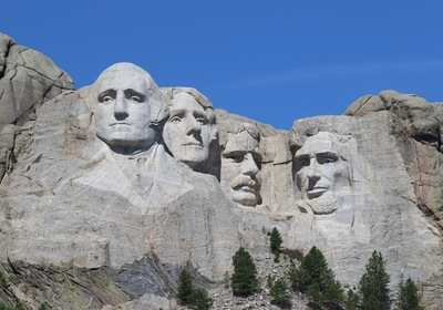 Mount Rushmore and Stockade Lake: A South Dakota Treasure
