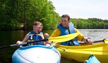 Pairing Fun on the Water