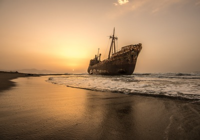 Caleuche: The First Ghost Ship?
