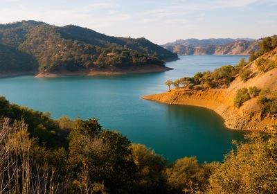 Exploring Wine Country: Napa County's Lake Berryessa