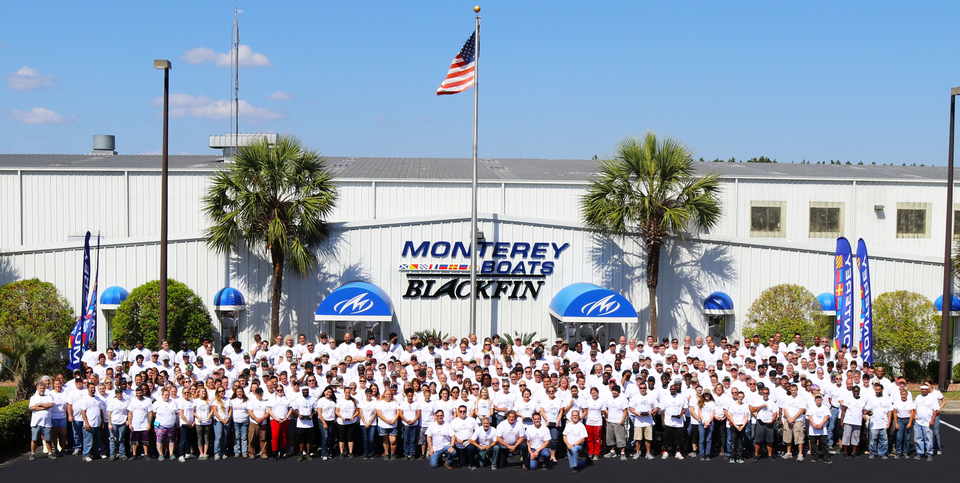 Monterey Boats Wins in Every Boat Category