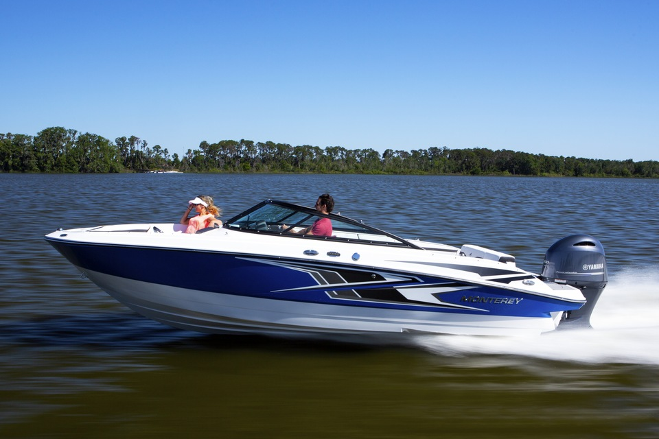 Monterey Introduces The M225 To The Outboard Line Up