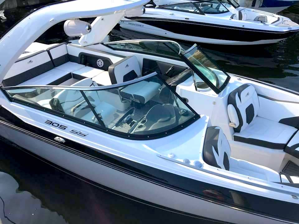 The NEWEST Super Sport Boat Model 305SS