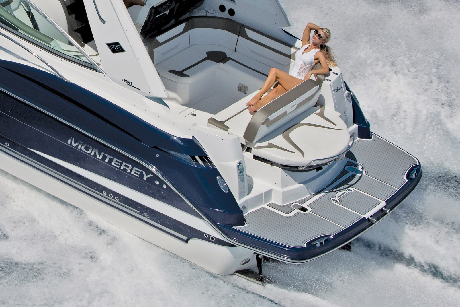 Why Boats Need Trim Tabs | Monterey Boats