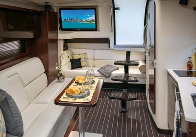 5 Reasons You Should Own A Boat With A Cabin
