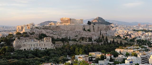 Let's take a trip to Athens, Greece!
