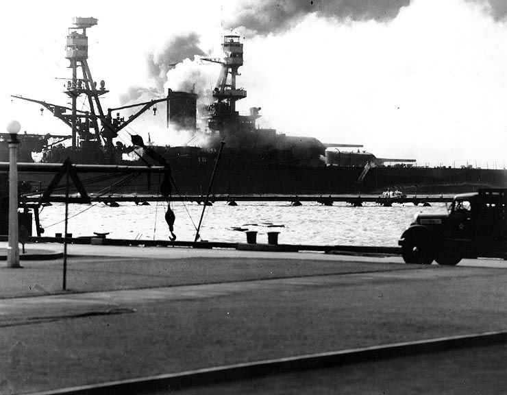 Remembering Pearl Harbor 71 Years Later
