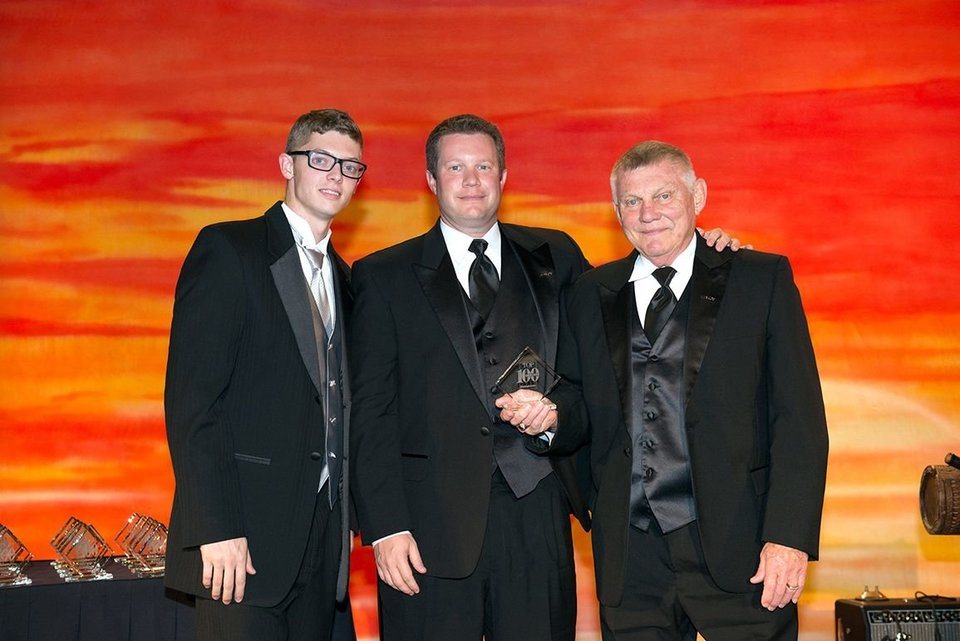 Boating Industry Top 100 Award in North America