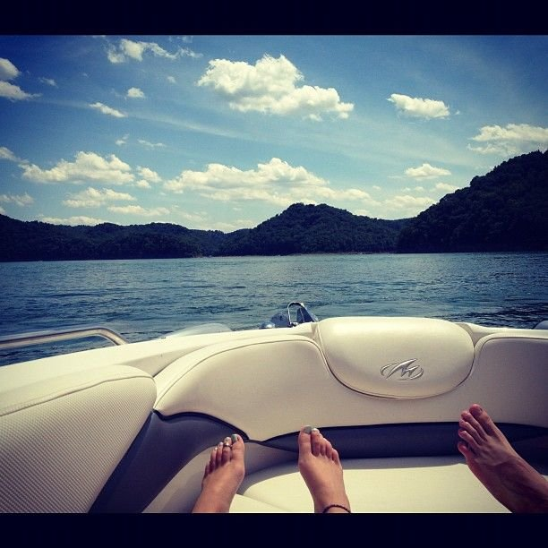 Top 10 Boating Photos on Instagram