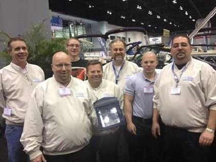 Monterey Boat's takes top honor at Chicago Boat Show!