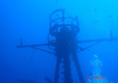 Diving the Duane
