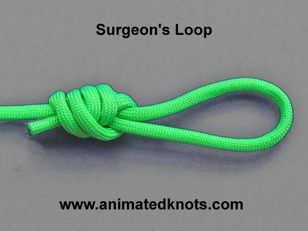3 Simple Fishing Knots