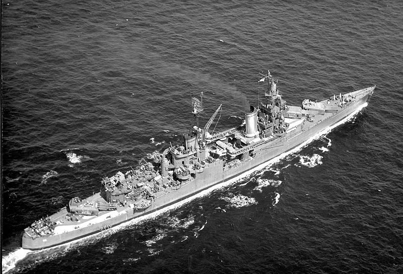 Photo Blog: The Famous American Military Ships - Part 3 of 3