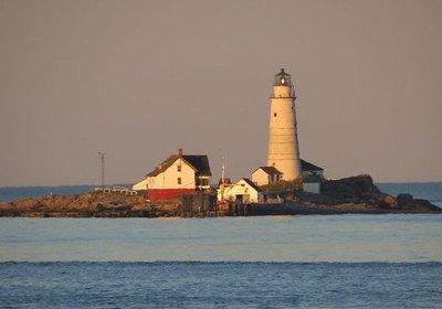 Visiting the Boston Harbor
