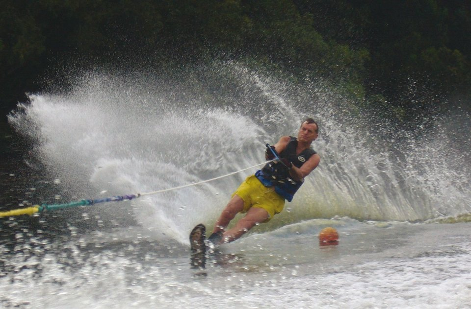The History of Water Sports: Water Skiing