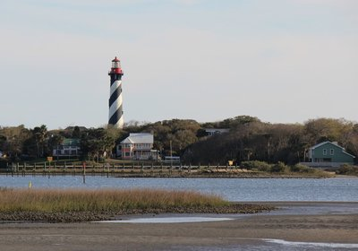North American Lighthouses: St. Augustine Lighthouse