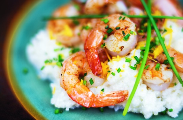 Shrimp and Grits, a Cozy Fall Favorite