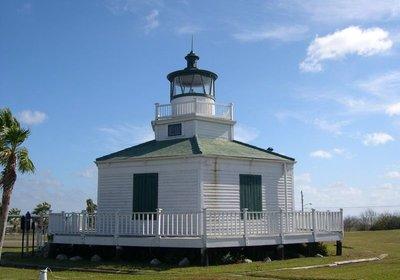 Halfmoon Reef Lighthouse