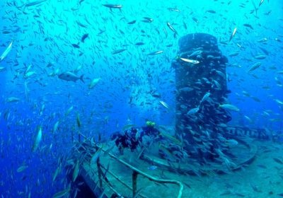 The Best Shipwreck Dive Sites