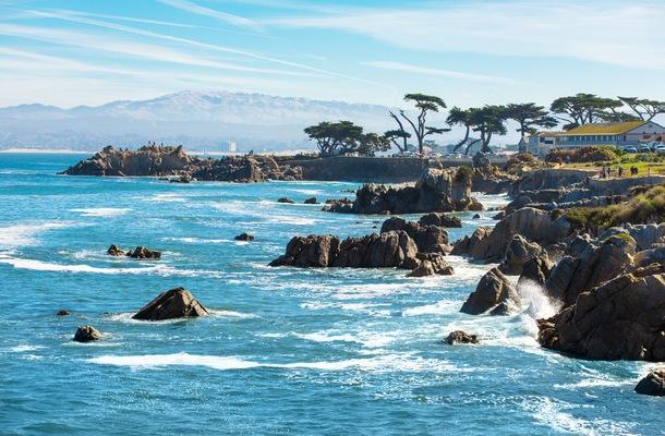 Monterey Goes to Monterey