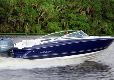Introducing the 2014 Monterey Boats New Models!