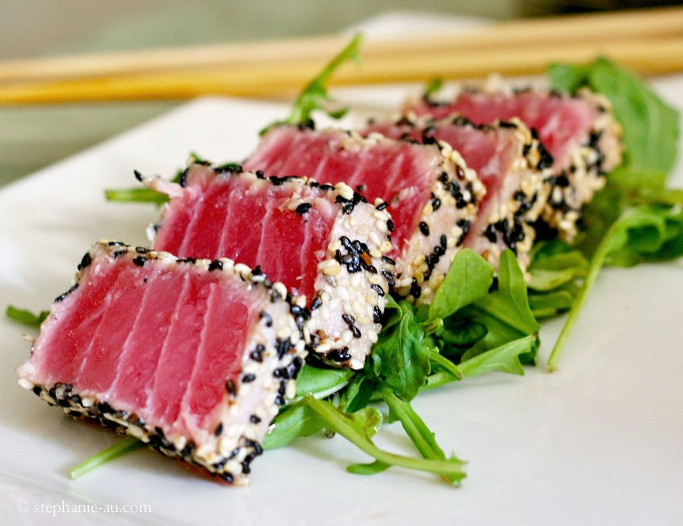 Sesame Seared Tuna