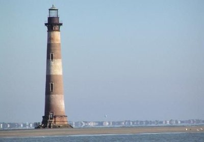 The Charleston Lighthouse