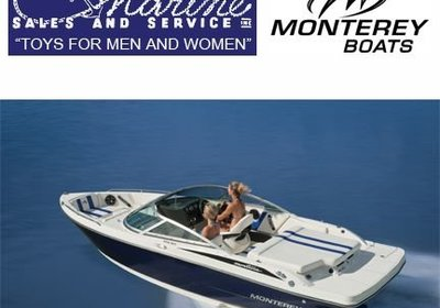 Monterey Boats Welcomes New Dealer: Marine Sales & Service