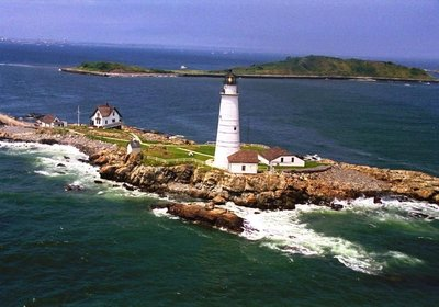 The Boston Lighthouse
