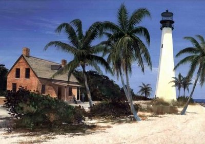 A Quick Tour of the Cape Florida Lighthouse