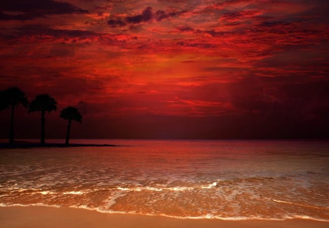 Red Skies & Boating Folklore