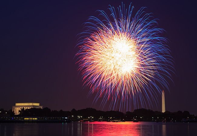 Fourth of July Fun Across The United States