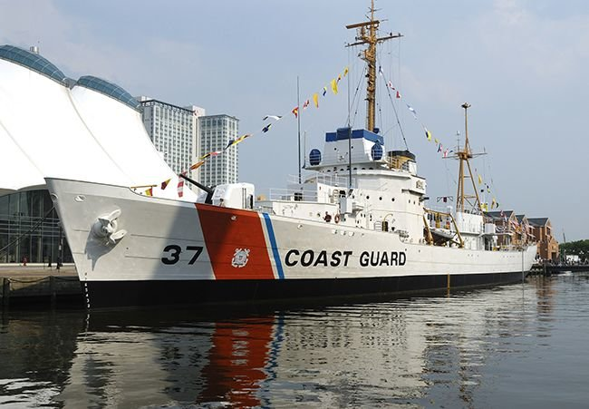 The Coast Guard: Celebrating the U.S. Naval Watchmen