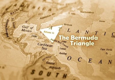Boating Folklore: The Bermuda Triangle