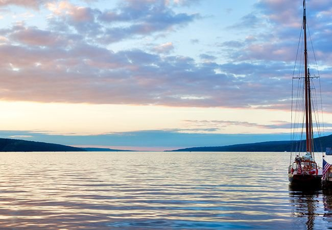 From Tall Tale to Boater's Dream: Finger Lakes, New York