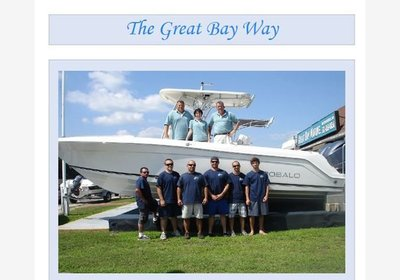 Monterey Boats Welcomes New Dealer: Great Bay Marine