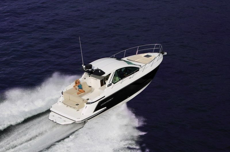 Monterey Boats Debuts the 360SC