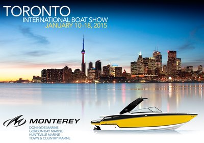 The Toronto International Boat Show