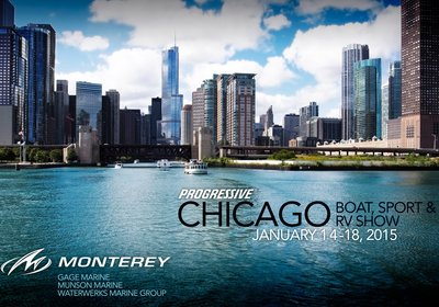 The Chicago Boat Show and Prime Boating Spots