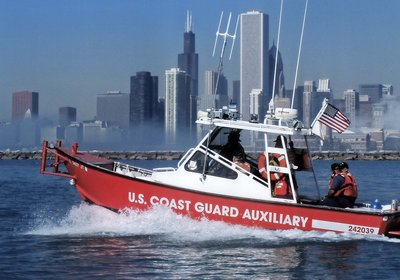USCG Auxiliary Celebrates 75 Years