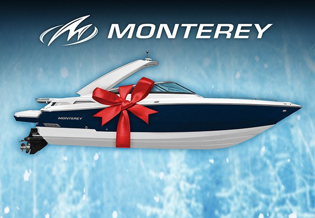 The Gift of the Season: A Monterey Boat