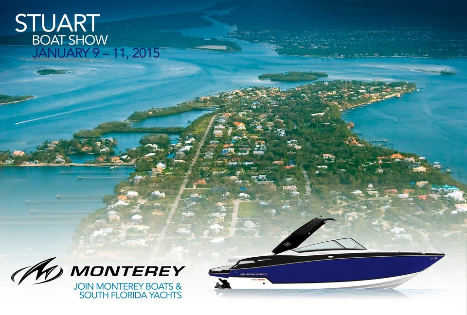 Warm Weather Getaway at the 41st Annual Stuart Boat Show