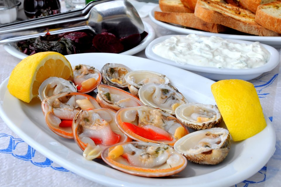 Happy National Clams on the Half Shell Day!