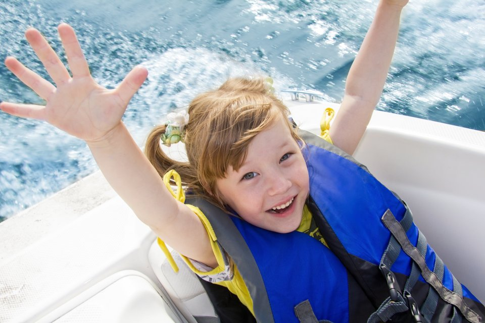Safe Boating With Your Kids