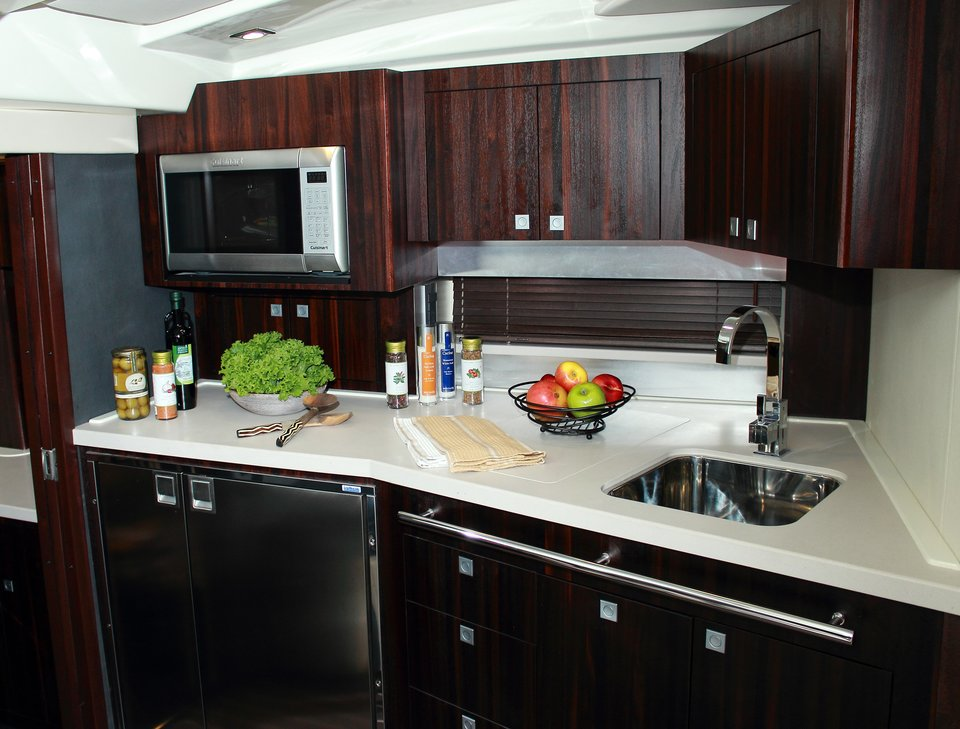 5 Galley Essentials for your Monterey Boat