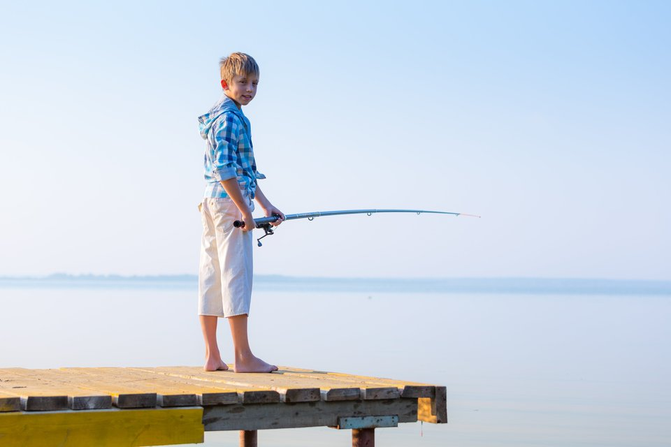 Florida's Kids' Saltwater Fishing Camp