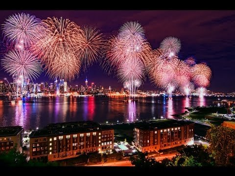 Top 20 Fireworks Displays For July