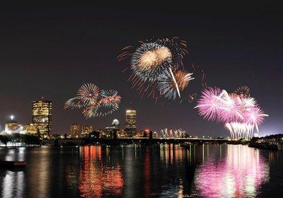 Top 20 Fireworks Displays For July
