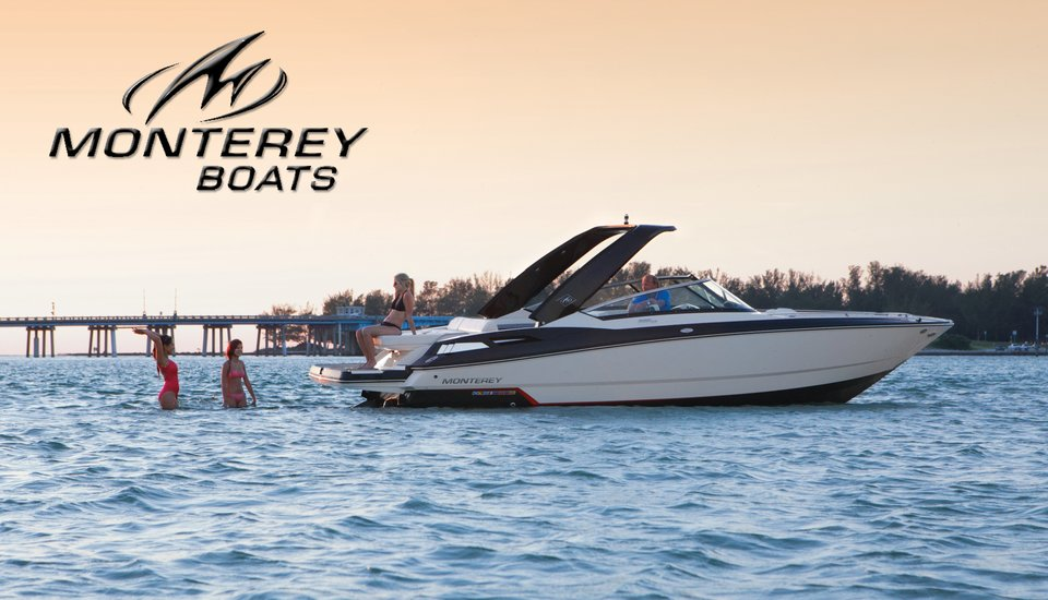 Monterey Boats Welcomes New Dealer: Just Add Water Boats
