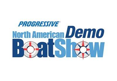 The Progressive North American Demo Boat Show